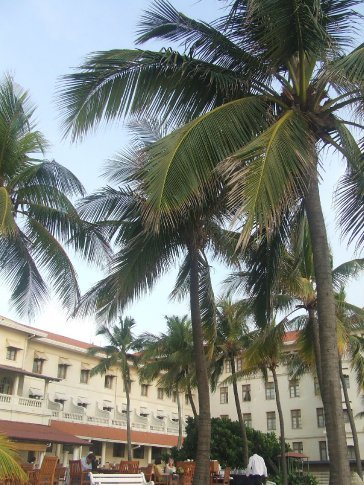 Galle Face Hotel.