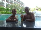 Cocktail time, the end of a great short break in Phuket.: by steve_and_emma, Views[271]