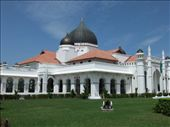 Kapitam Keling mosque.: by steve_and_emma, Views[242]