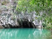 The entrance to the underground river.: by steve_and_emma, Views[241]