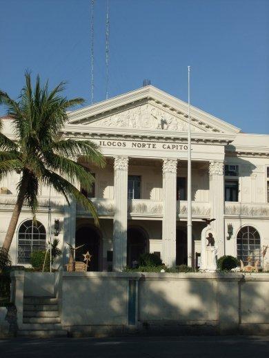 Capitol Building Laoag.