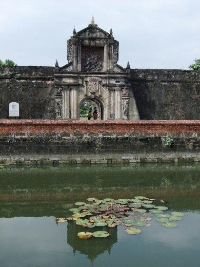 Fort Santiago, Manila.