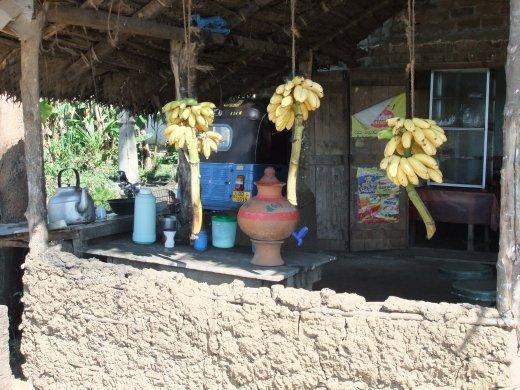 A local shop or Kadai.