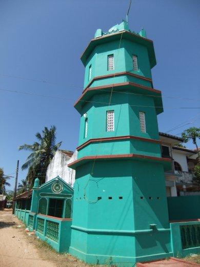 A mosque in Batticaloa.