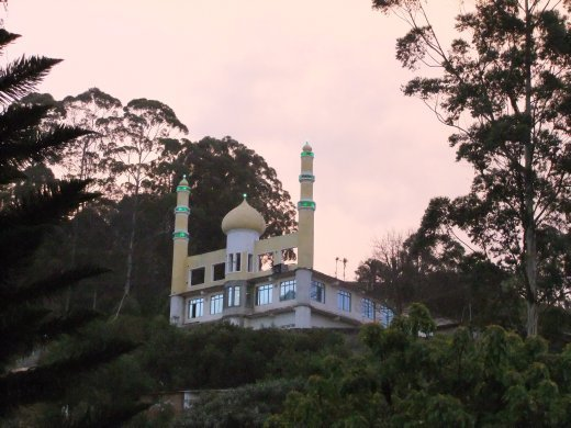 A mosque in Haputale.