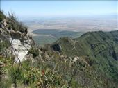 The ridge along the crater rim of Mt. Longonot.: by steve_and_emma, Views[228]