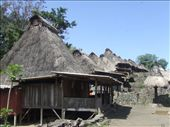 A traditional village near Bajawa.: by steve_and_emma, Views[224]