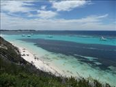 Wonderful coastal scenery on Rottnest Island near Fremantle.: by steve_and_emma, Views[792]