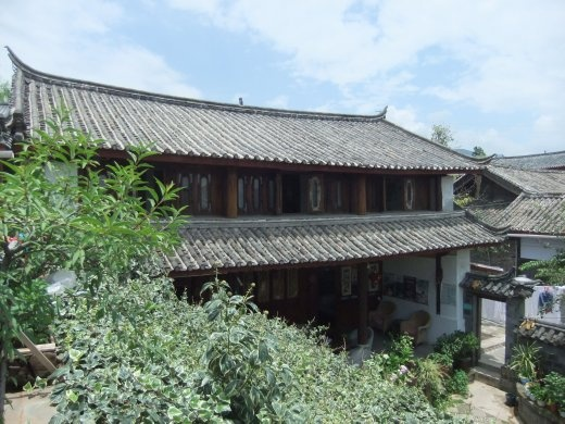 Garden Inn, lijiang was a great sanctuary for a couple of days.