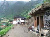 Our luxury accommodation in Yubeng, the owners were really friendly.: by steve_and_emma, Views[164]