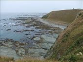 On the Kaikoura Peninsular walk - worth doing even in the rain!: by steve_and_emma, Views[246]