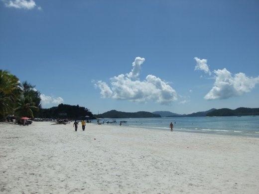 Chenang Beach.