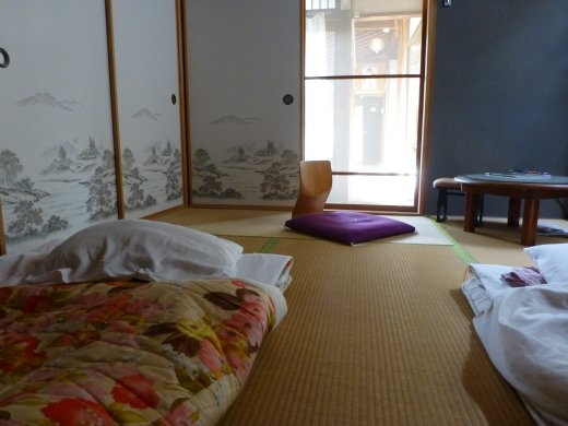 Awe Inspiring Our Traditional Japanese Style Room In Our Guesthouse They Interior Design Ideas Philsoteloinfo