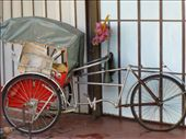 Cycle rickshaw, George Town.: by steve_and_emma, Views[229]