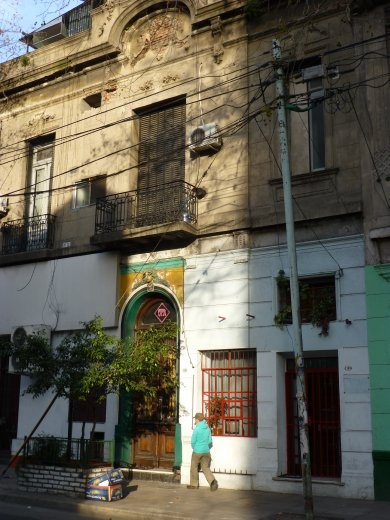 The Elefante Rosa guest - a great place to stay in BA.