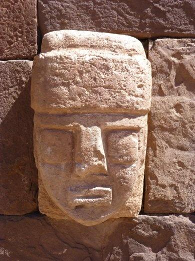 Ugly lot the Tiwanakus.