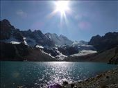 Day 5 took us up to a beautiful glacial lake.: by steve_and_emma, Views[134]