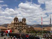 The main square, Plaza De Armas.: by steve_and_emma, Views[228]