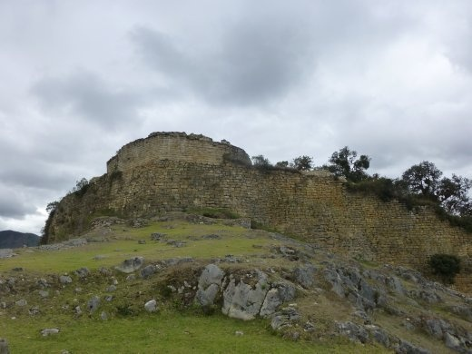 The pre-inca fortress at Kuelap is well worth the trip.