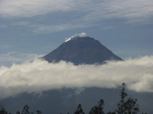 And from the bus to Ambato.