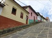 The steep streets of San Gil.: by steve_and_emma, Views[197]