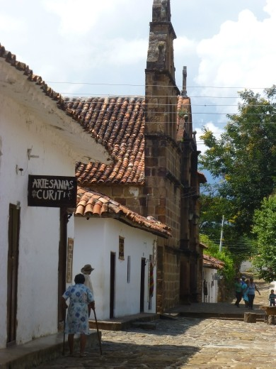 Slow pace of life in Guane.