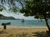Not the best beach in the world but a nice vibe in Taganga.: by steve_and_emma, Views[195]