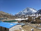 A quick rest stop in Loboche.: by steve_and_emma, Views[139]