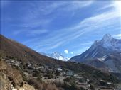 Setting off from Pengboche.: by steve_and_emma, Views[182]