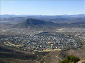 The town of Graaf Reinet is surrounded by Camdeboo NP.: by steve_and_emma, Views[83]