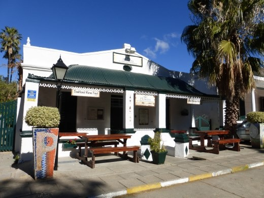 Pionners Pub did the best Karoo Lamb chops I've ever had! Well the only ones actually but the were delicious.