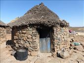 We visited a village to learn about the Besotho way of life.: by steve_and_emma, Views[181]