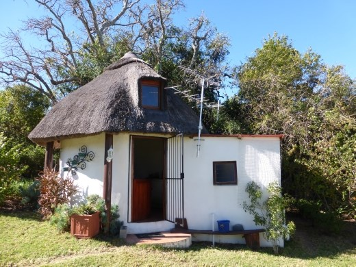 This is called a 'rondavel' in SA and we plan to turn it into a b & b room and maybe add another one or two!