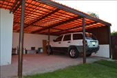 This car port area will eventually be turned into 2 b & b rooms if all goes well.: by steve_and_emma, Views[130]