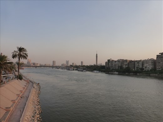 The mighty Nile.