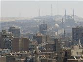 The view of the mega city of Cairo from our hotel.: by steve_and_emma, Views[6]