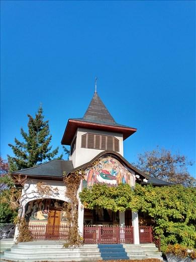 Sfanta Ana monastery in Orsova.