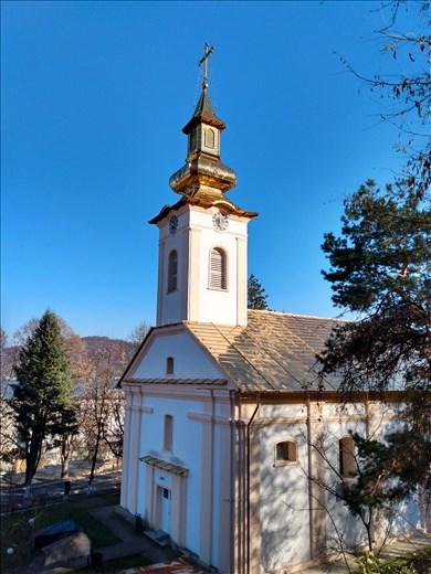 A church in Orsova.