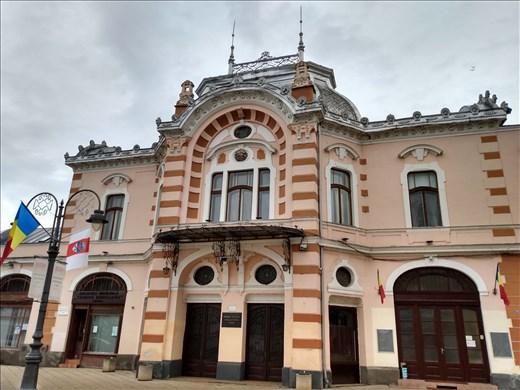 The theater in Turda.