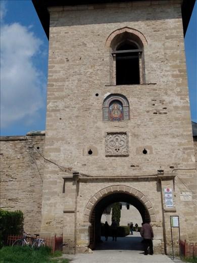 Cetatuia Monastery.