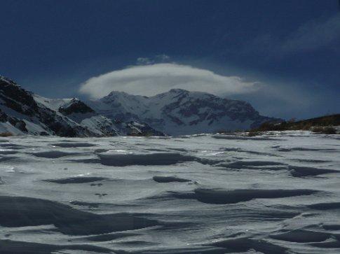 mt. aconcagua...highest peak of the americas @ 6.962 m