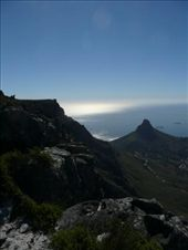 looking out over the bay from the top of table mountain: by stinale, Views[357]
