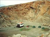 A nice little spot to camp in an old quarry in Turkey, just short of the border with Syria.: by stowaway, Views[1666]