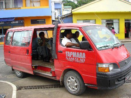 Port Vila Bus