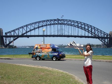 Tam supports the Opera house