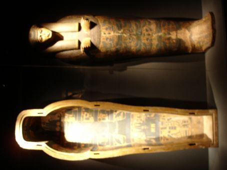 Canberra - Egyptian relics from the Louvre exhibition