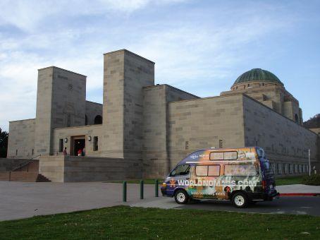 War memorial, Canberra, ACT
