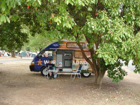 Lake Sambell Caravan Park Beechworth VIC