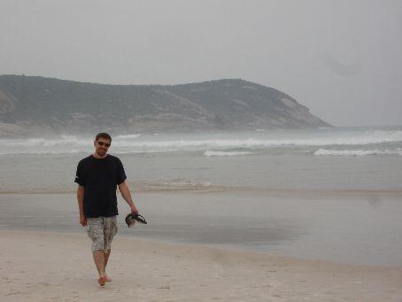 squeaky beach, Wilsons Promontory, VIC