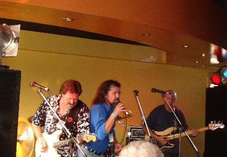 Thredbo Blues Festival - Mal Eastick and band